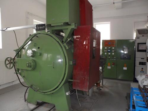Vacuum Heatreatmet Furnaces Vakuum Hu